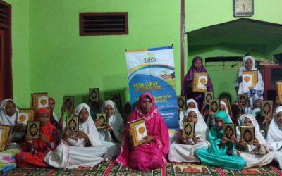1.Tebar Qur'an