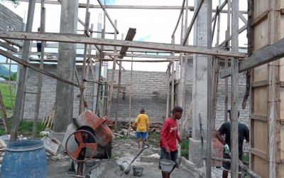 1.Pembangunan Masjid